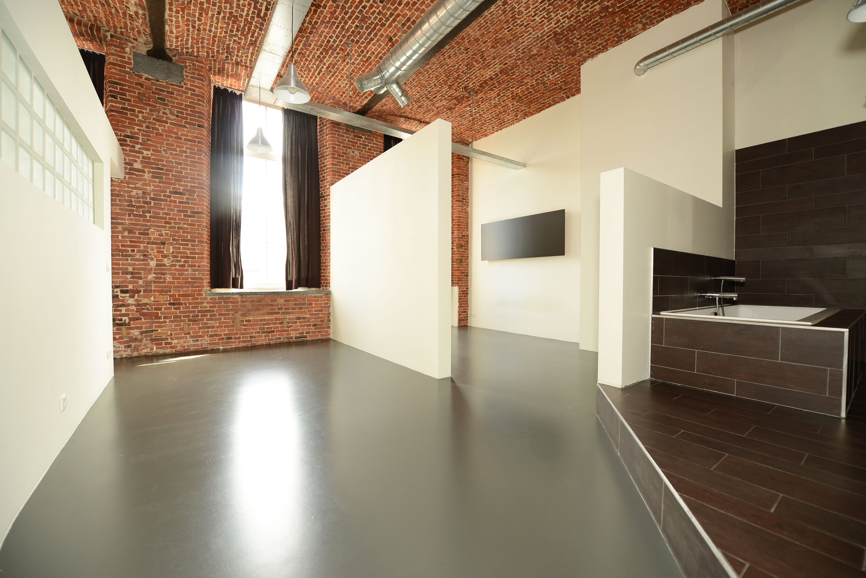 Appartement in lot te koop aanbod berth immobili n - Slaapkamer met badkamer en dressing ...