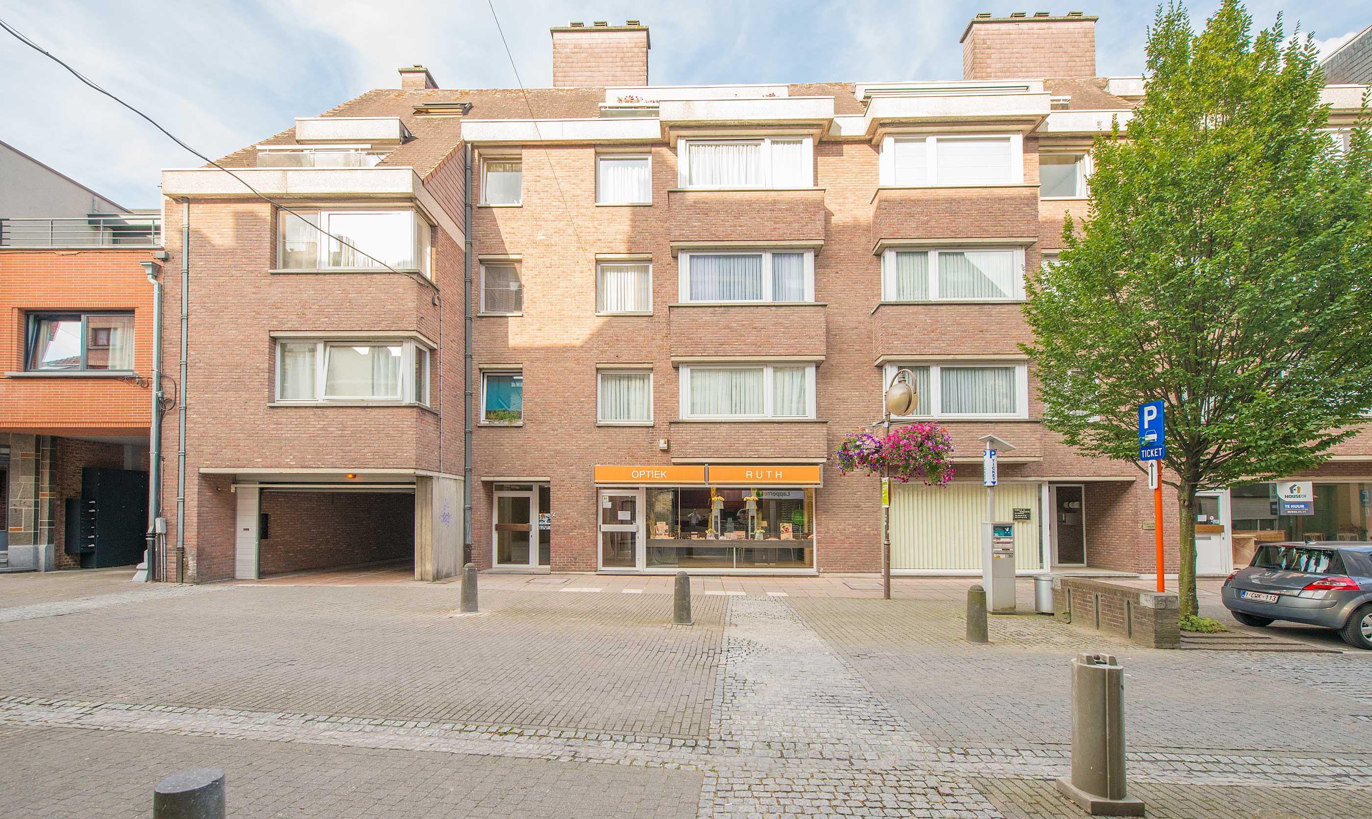 Slaapkamer Moderniseren  Appartement in Halle te koop › Aanbod