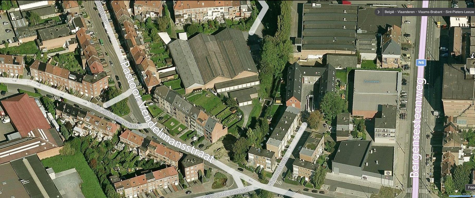 Pastoor Vendelmansstraat 35, 1600 Sint-Pieters-Leeuw