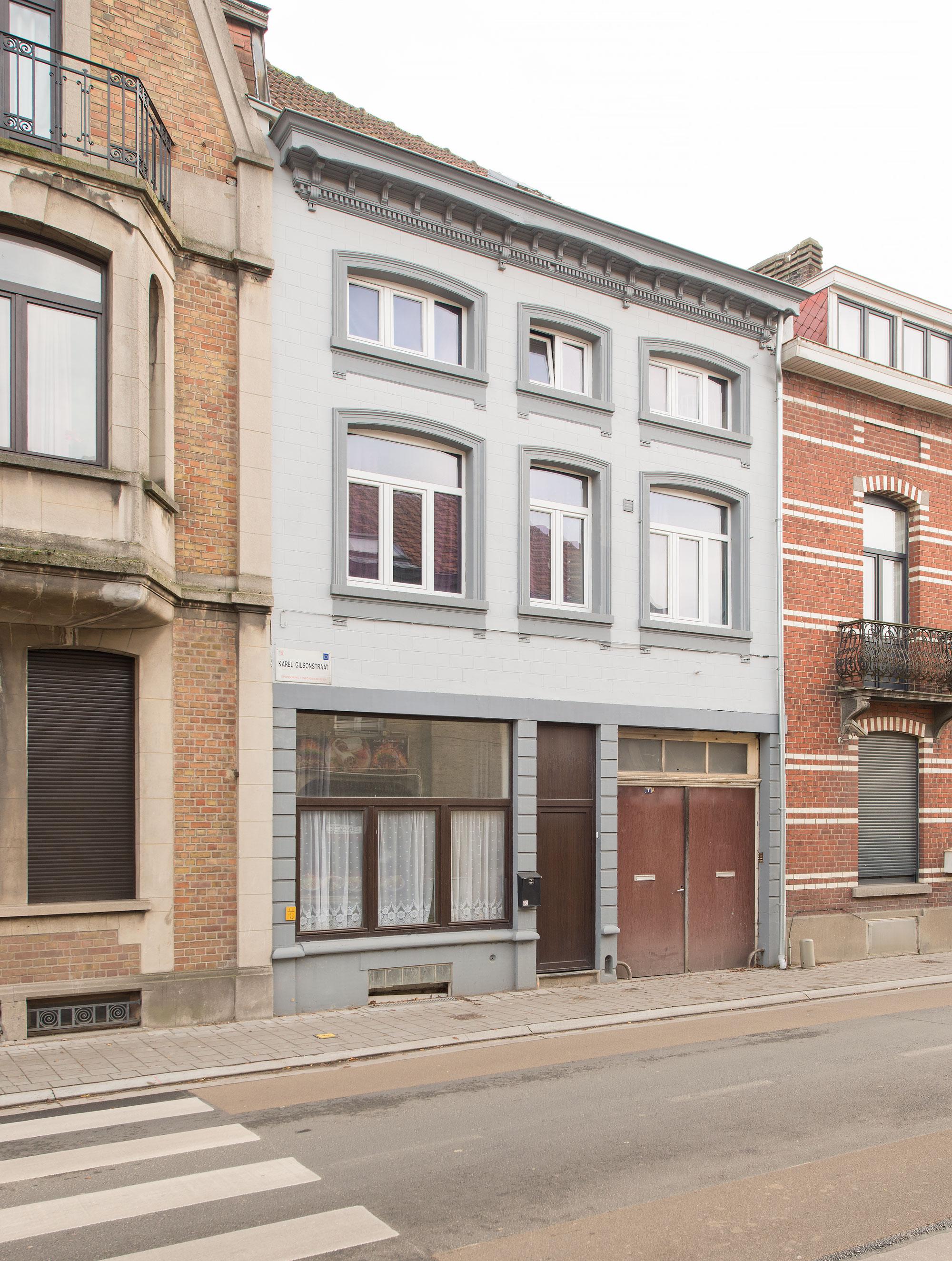 Karel Gilsonstraat 1,  Ruisbroek