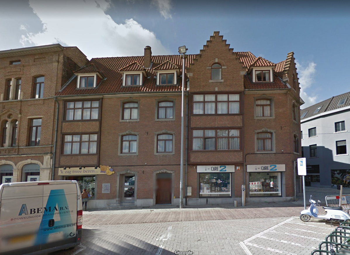 Basiliekstraat 1,  Halle
