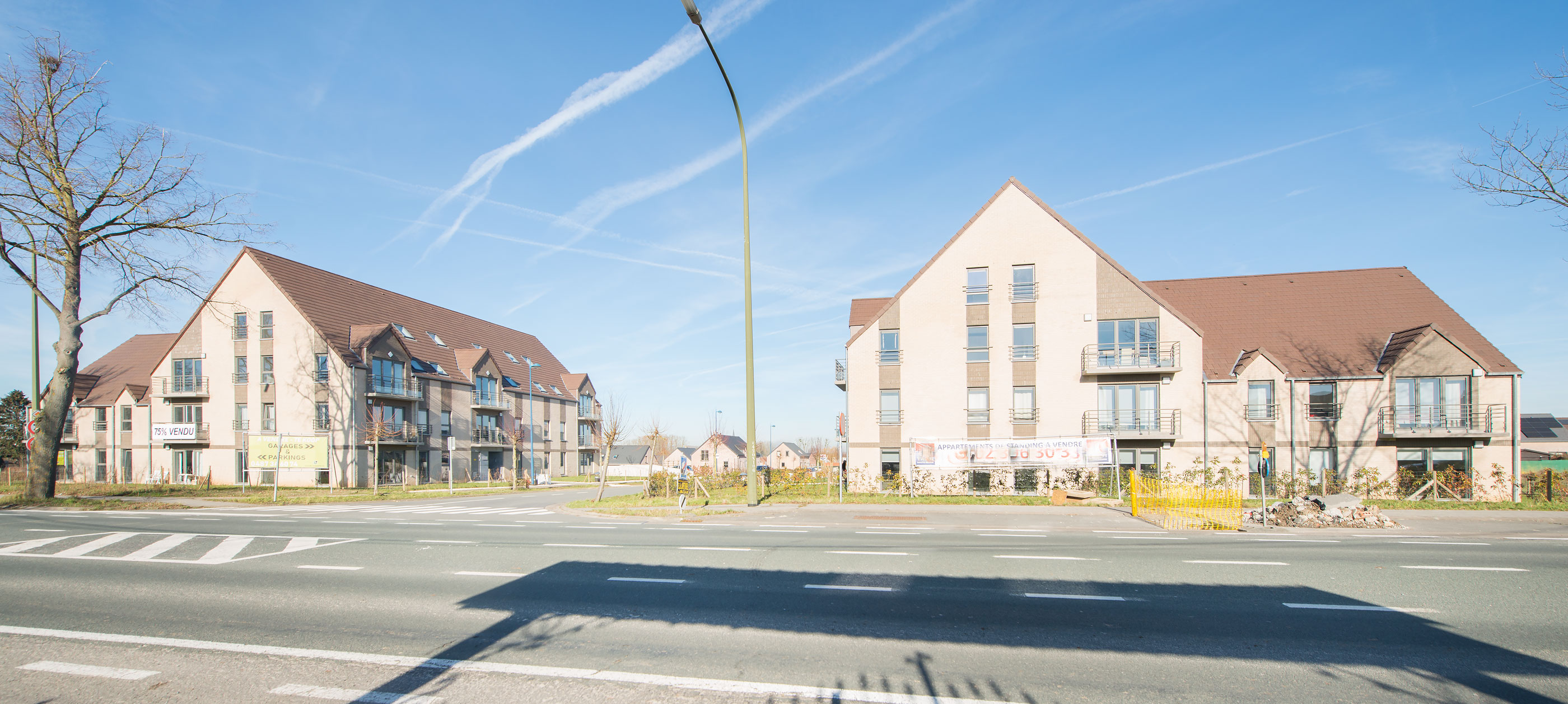 Rue des Boutons d'Or 1-2,  Mark (Edingen)